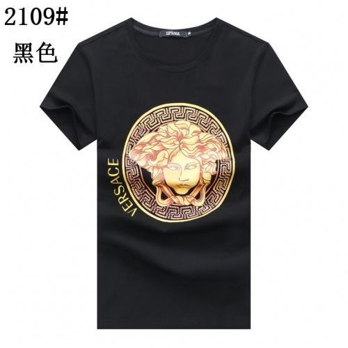 Versace T-Shirts Short Sleeved For Men #860694