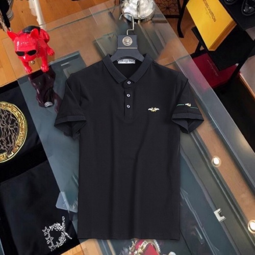 Burberry T-Shirts Short Sleeved For Men #860706