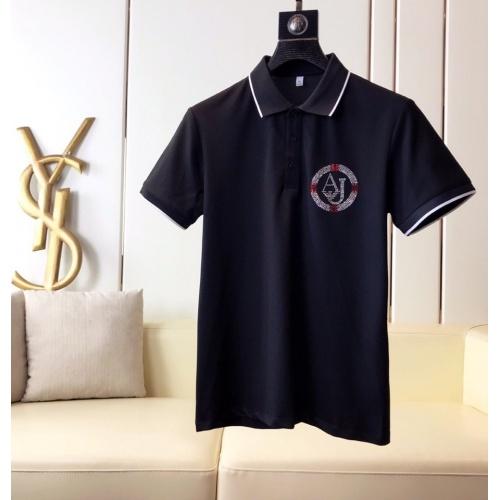 Armani T-Shirts Short Sleeved For Men #860722