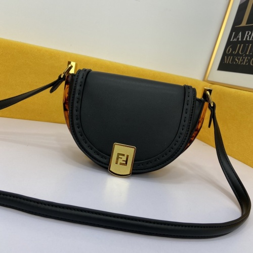Fendi AAA Messenger Bags For Women #860723
