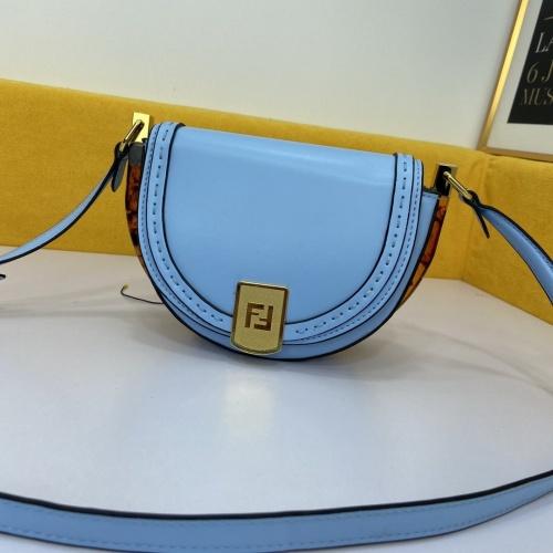 Fendi AAA Messenger Bags For Women #860725
