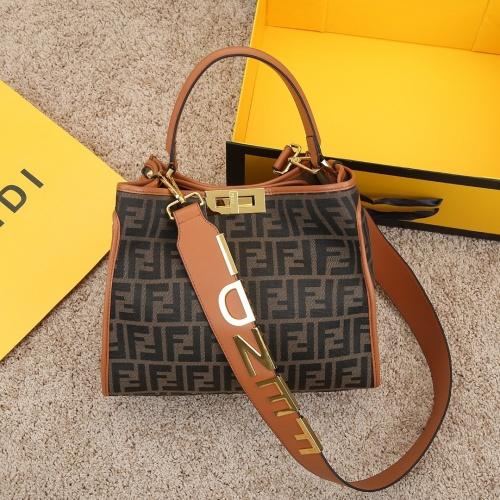 Fendi AAA Quality Handbags For Women #860735