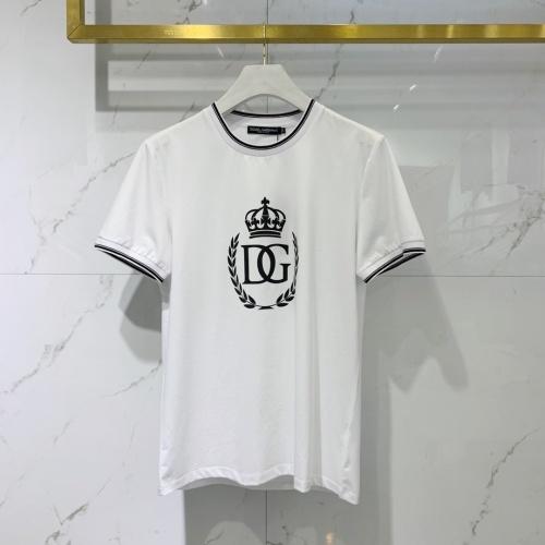 Dolce & Gabbana D&G T-Shirts Short Sleeved For Men #860772