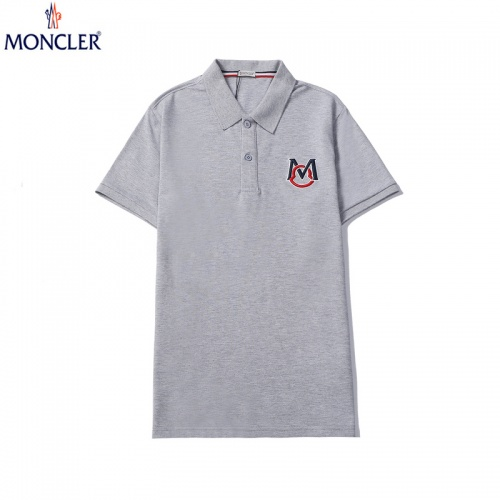 Moncler T-Shirts Short Sleeved For Men #860775