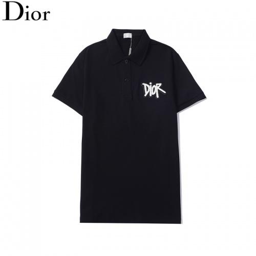 Christian Dior T-Shirts Short Sleeved For Men #860777