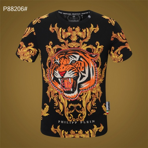 Philipp Plein PP T-Shirts Short Sleeved For Men #860910
