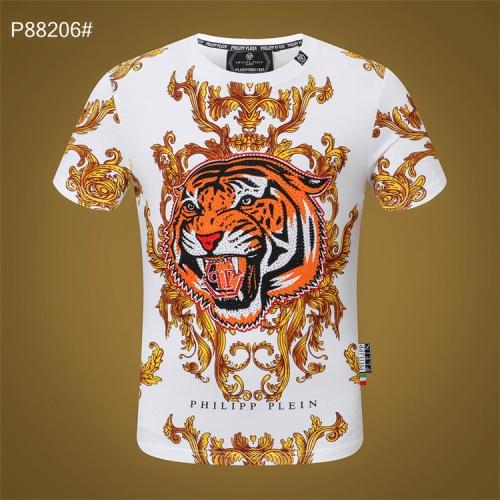 Philipp Plein PP T-Shirts Short Sleeved For Men #860911
