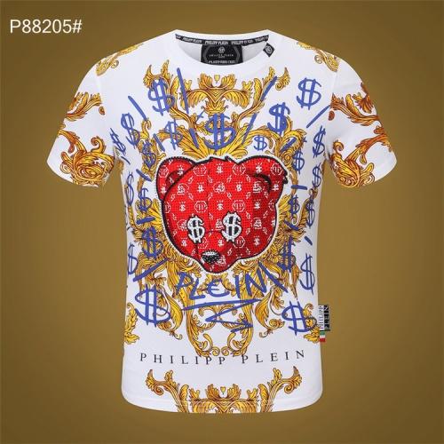 Philipp Plein PP T-Shirts Short Sleeved For Men #860912