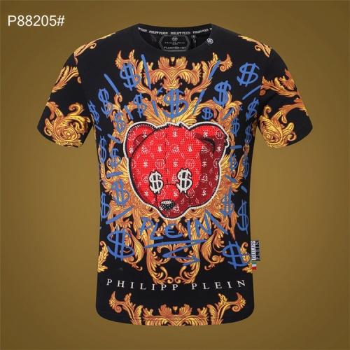 Philipp Plein PP T-Shirts Short Sleeved For Men #860913