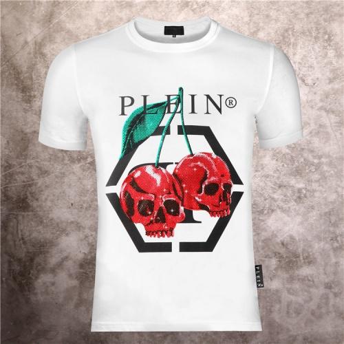 Philipp Plein PP T-Shirts Short Sleeved For Men #860916