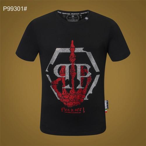 Philipp Plein PP T-Shirts Short Sleeved For Men #860918