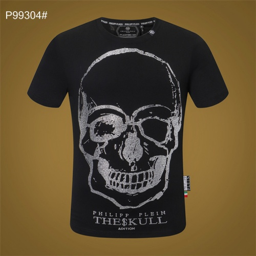 Philipp Plein PP T-Shirts Short Sleeved For Men #860920