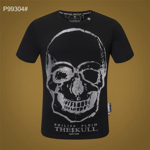 Philipp Plein PP T-Shirts Short Sleeved For Men #860920 $28.00 USD, Wholesale Replica Philipp Plein PP T-Shirts
