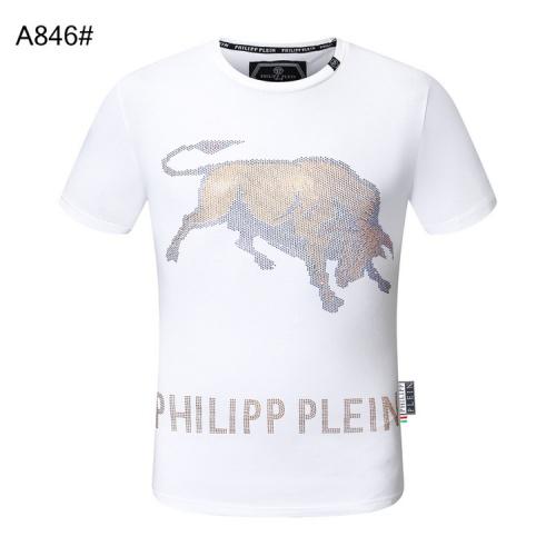 Philipp Plein PP T-Shirts Short Sleeved For Men #860923
