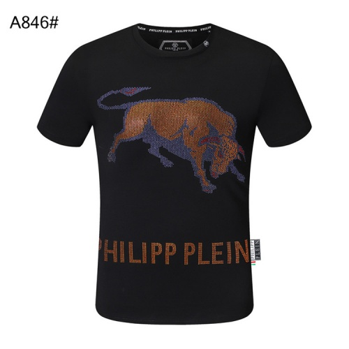 Philipp Plein PP T-Shirts Short Sleeved For Men #860924