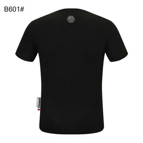 Replica Philipp Plein PP T-Shirts Short Sleeved For Men #860925 $28.00 USD for Wholesale