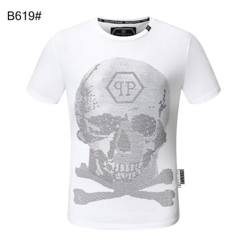 Philipp Plein PP T-Shirts Short Sleeved For Men #860927