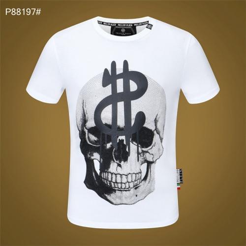 Philipp Plein PP T-Shirts Short Sleeved For Men #860938