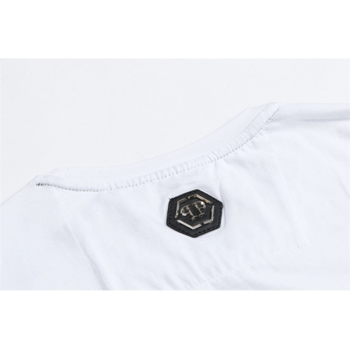 Replica Philipp Plein PP T-Shirts Short Sleeved For Men #860938 $28.00 USD for Wholesale