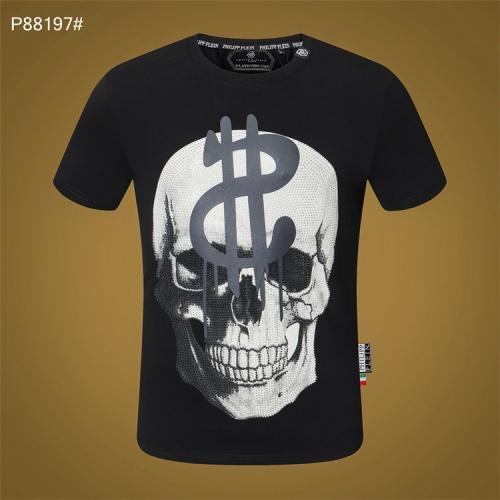 Philipp Plein PP T-Shirts Short Sleeved For Men #860939