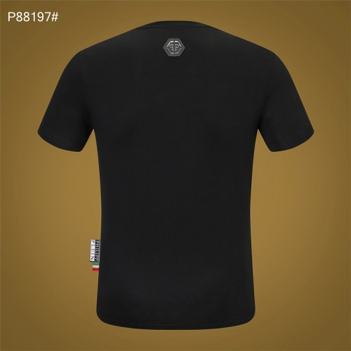 Replica Philipp Plein PP T-Shirts Short Sleeved For Men #860939 $28.00 USD for Wholesale