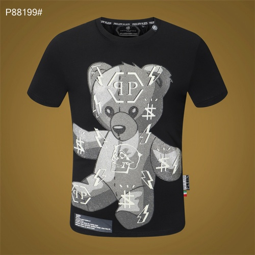 Philipp Plein PP T-Shirts Short Sleeved For Men #860941