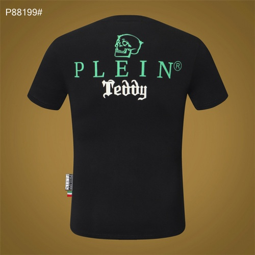 Replica Philipp Plein PP T-Shirts Short Sleeved For Men #860941 $28.00 USD for Wholesale