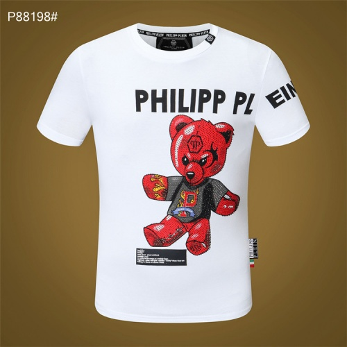 Philipp Plein PP T-Shirts Short Sleeved For Men #860942