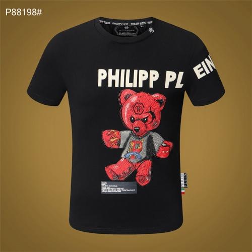Philipp Plein PP T-Shirts Short Sleeved For Men #860943