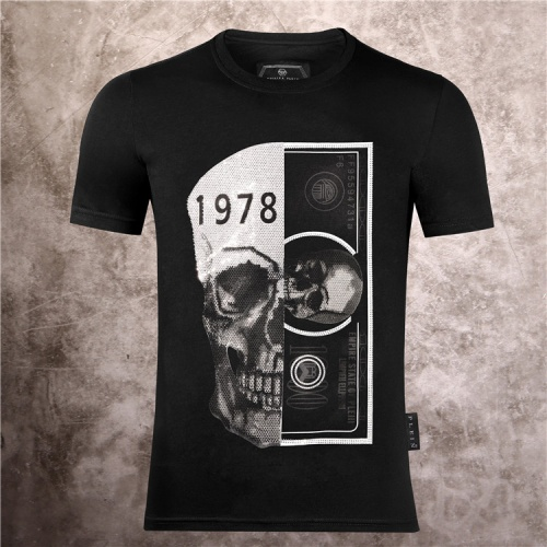 Philipp Plein PP T-Shirts Short Sleeved For Men #860944