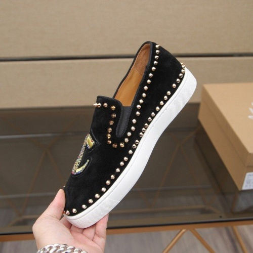 Replica Christian Louboutin Fashion Shoes For Men #860990 $76.00 USD for Wholesale