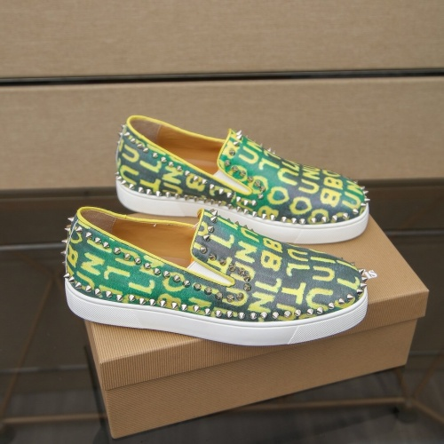 Christian Louboutin Fashion Shoes For Men #860994