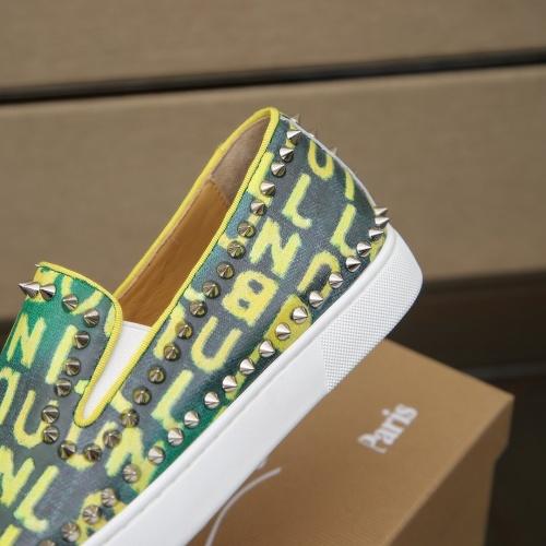 Replica Christian Louboutin Fashion Shoes For Men #860994 $80.00 USD for Wholesale