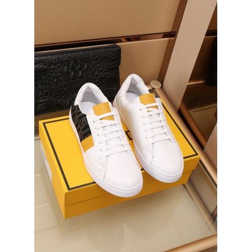 Fendi Casual Shoes For Men #861019
