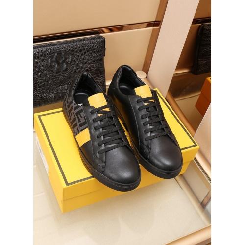 Fendi Casual Shoes For Men #861020