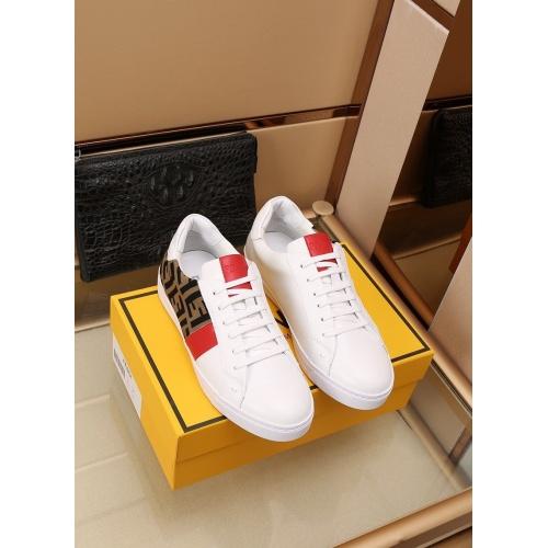 Fendi Casual Shoes For Men #861021