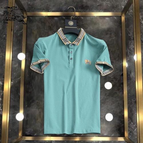 Burberry T-Shirts Short Sleeved For Men #861178