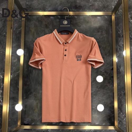 Dolce & Gabbana D&G T-Shirts Short Sleeved For Men #861211