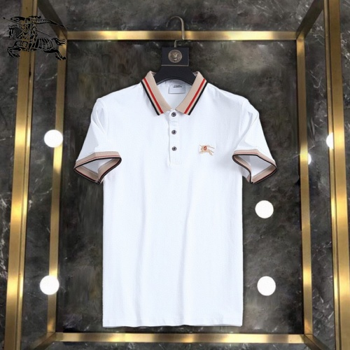 Burberry T-Shirts Short Sleeved For Men #861218