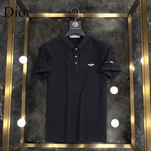 Christian Dior T-Shirts Short Sleeved For Men #861222