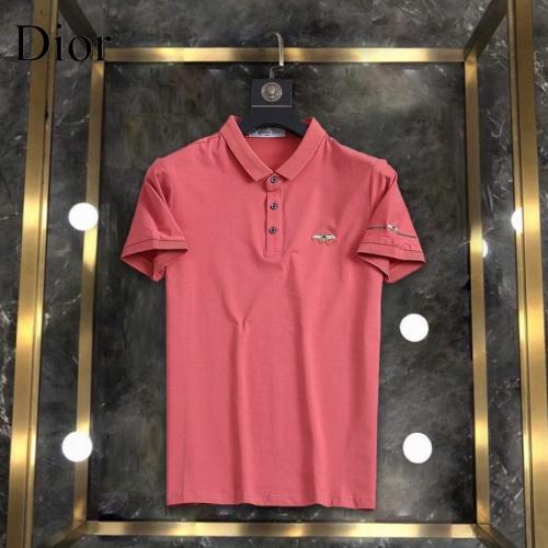 Christian Dior T-Shirts Short Sleeved For Men #861223