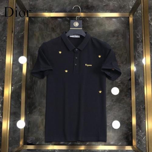 Christian Dior T-Shirts Short Sleeved For Men #861226