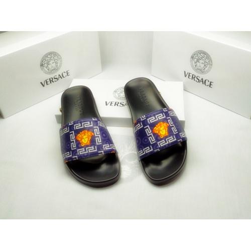 Versace Slippers For Men #861290