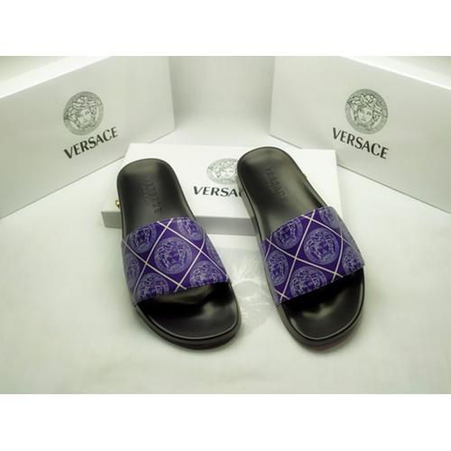 Versace Slippers For Men #861292