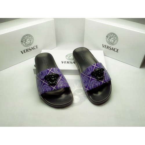 Versace Slippers For Men #861301