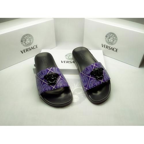 Versace Slippers For Men #861301
