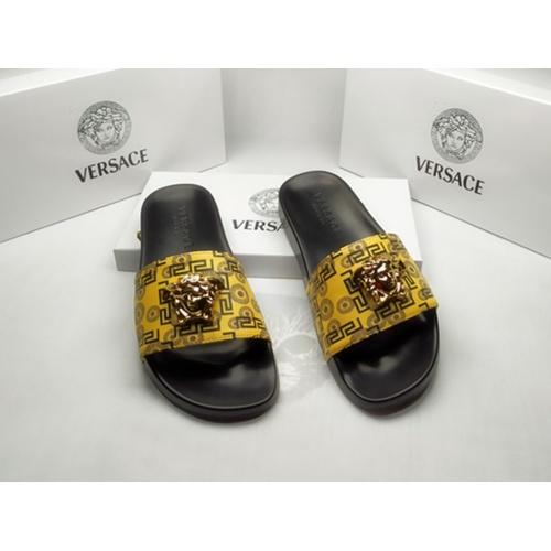 Versace Slippers For Men #861306