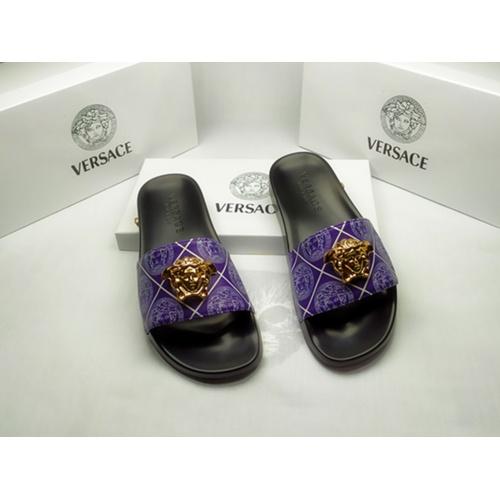 Versace Slippers For Men #861310