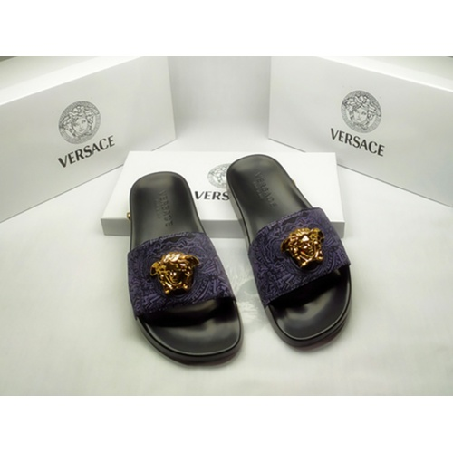 Versace Slippers For Men #861311
