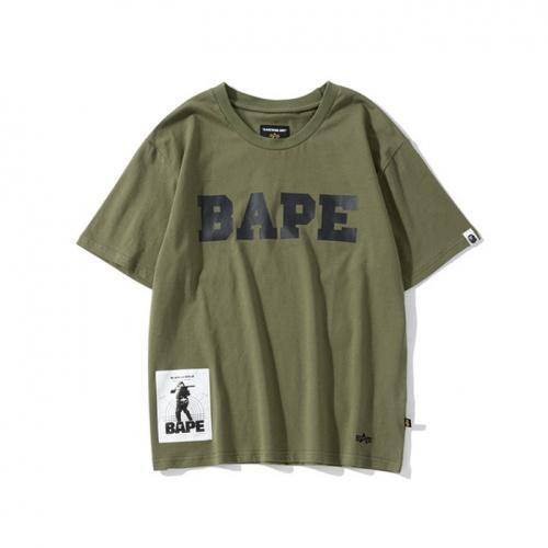 Bape T-Shirts Short Sleeved For Men #861325